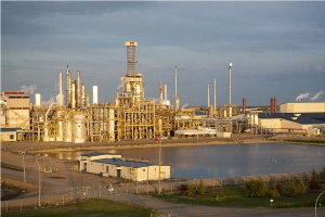 Husky Oil Upgrader Facility