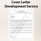 Professional Level – Cover Letter