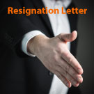 Professional Level – Resignation Letter