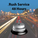 Rush Service 48 business hours