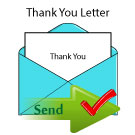 Professional Level – Thank-You Letter